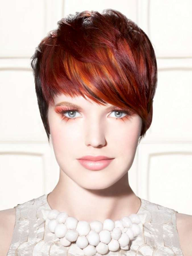 Short Hairstyles - 392
