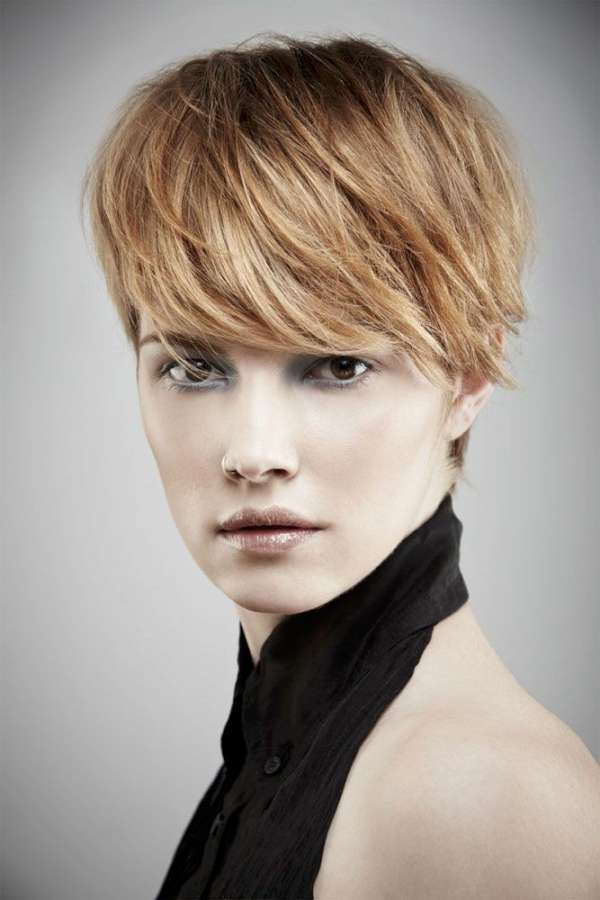 Short Hairstyles - 401