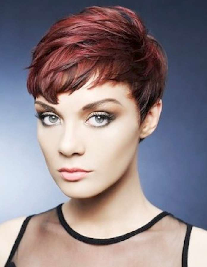 Short Hairstyles - 409