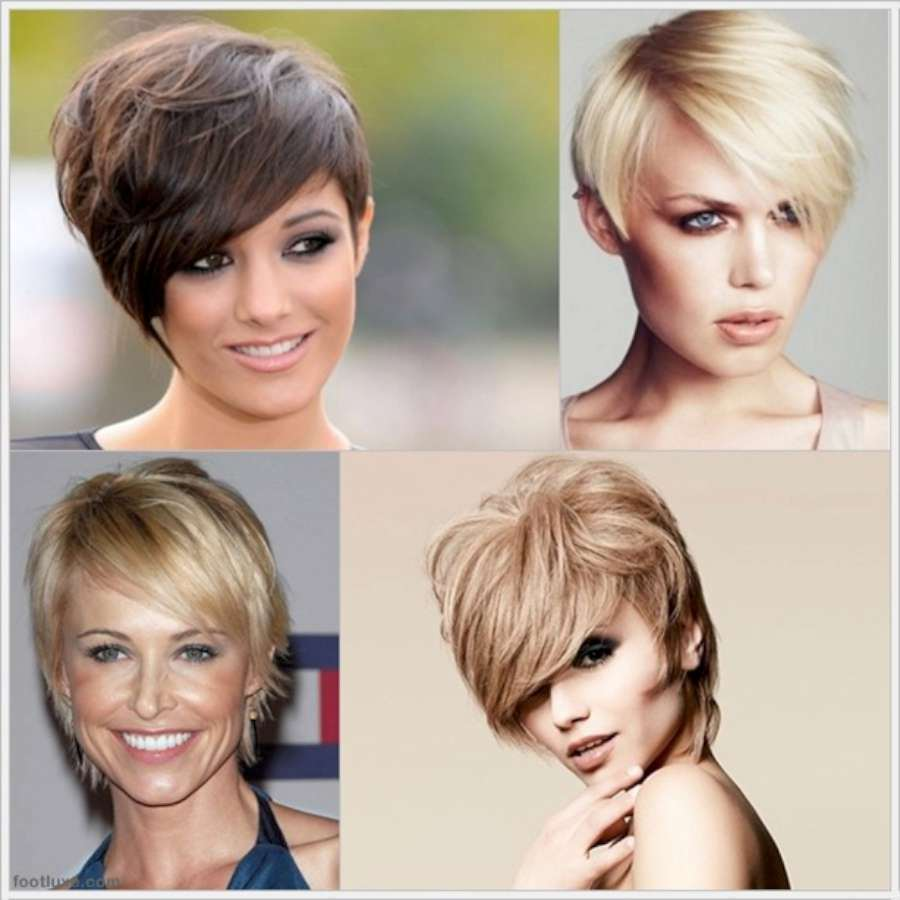 Short Hairstyles - 411