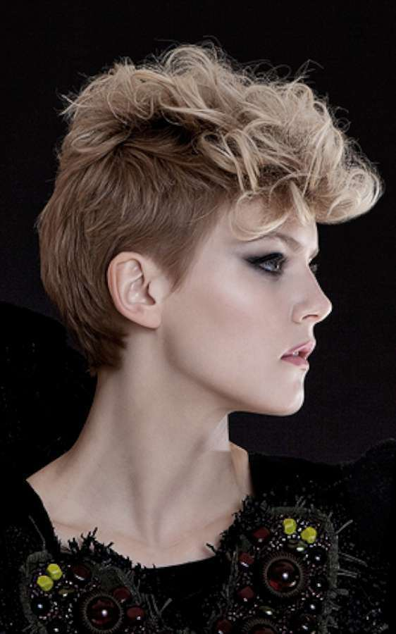 Short Hairstyles - 417