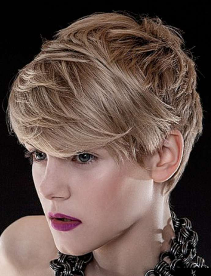 Short Hairstyles - 418