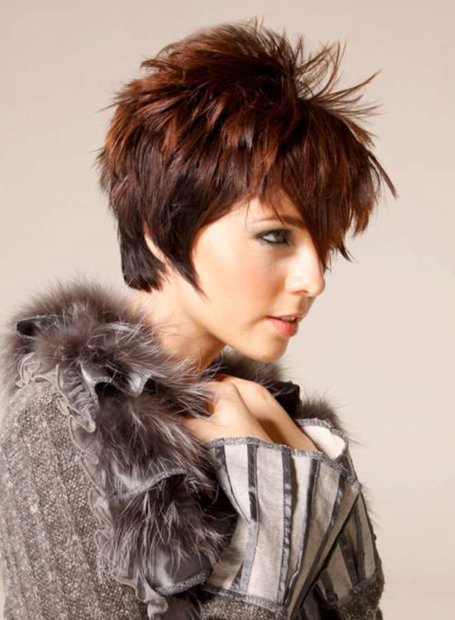 Short Hairstyles - 423