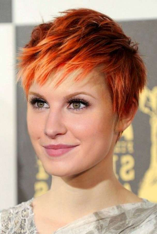 Short Hairstyles - 425