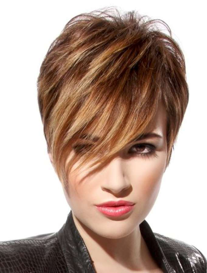 Short Hairstyles - 485