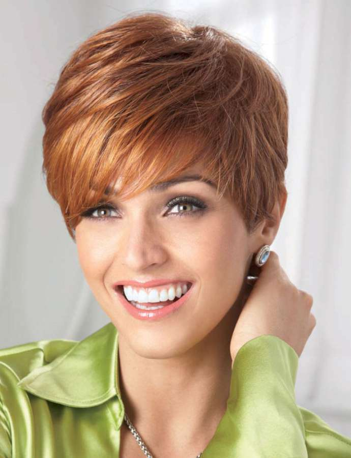 Short Hairstyles - 486