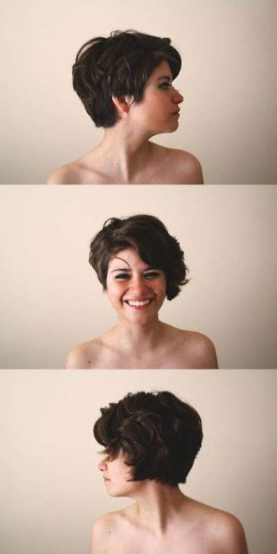Short Hairstyles - 49