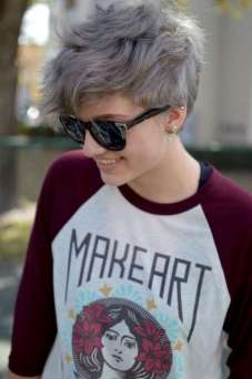 Short Hairstyles - 8