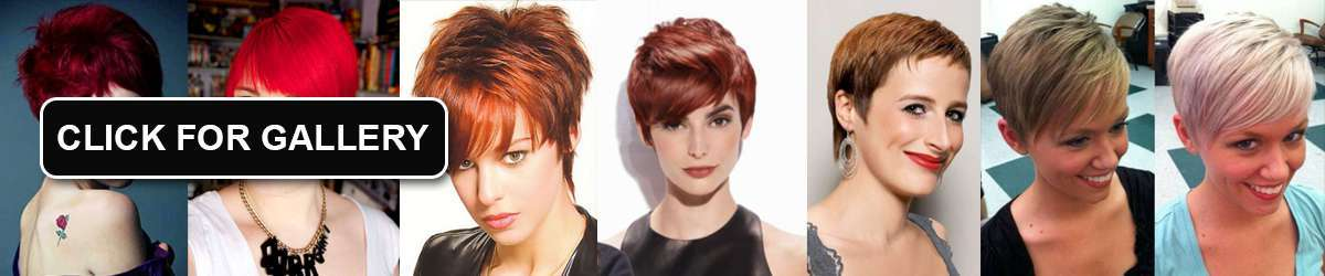 Short Hairstyles Gallery 3