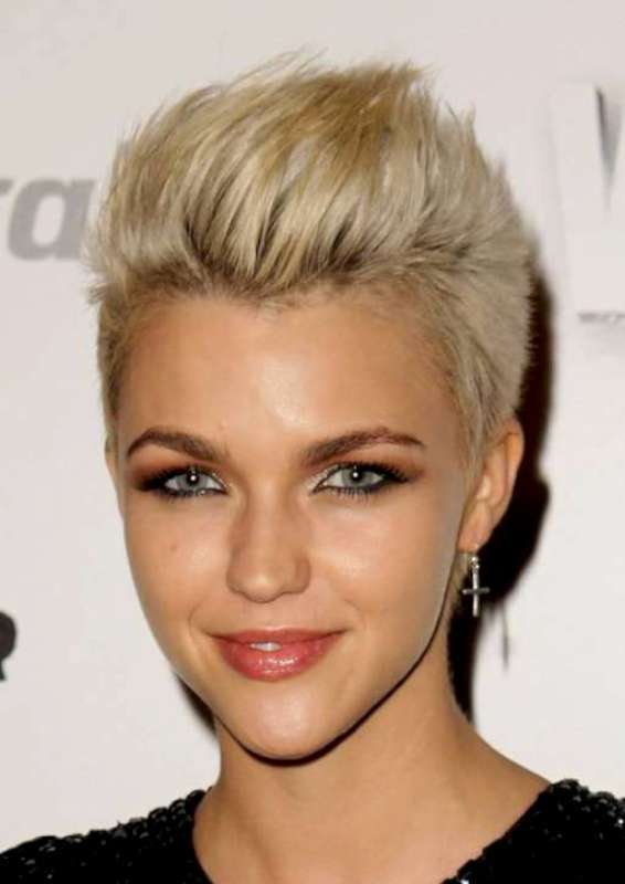 Hairstyles For Short Hair - 2