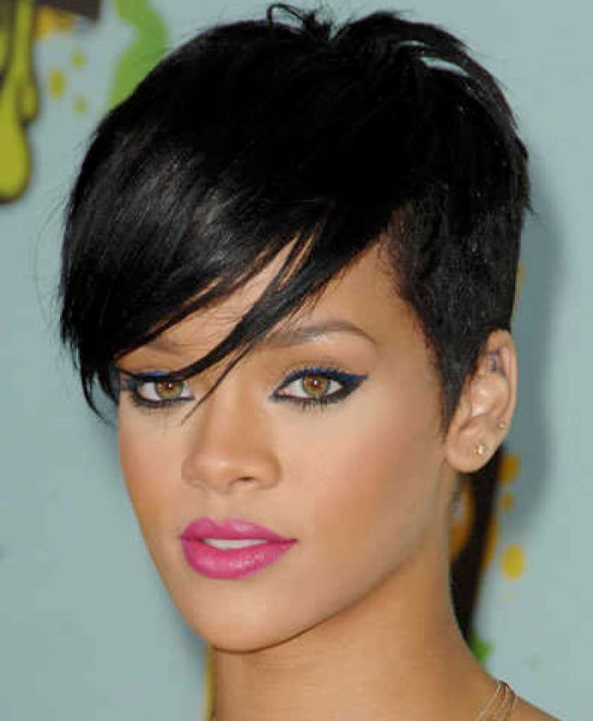 Short Black Hairstyles - 1