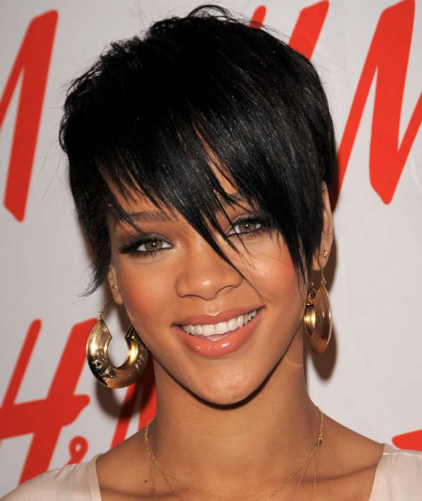 Short Black Hairstyles - 3