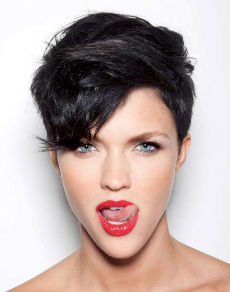 Short Black Hairstyles - 5