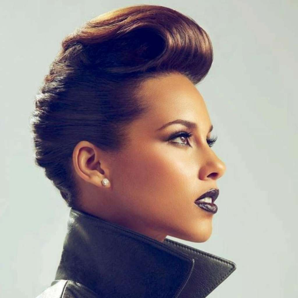 Short Black Hairstyles - 8