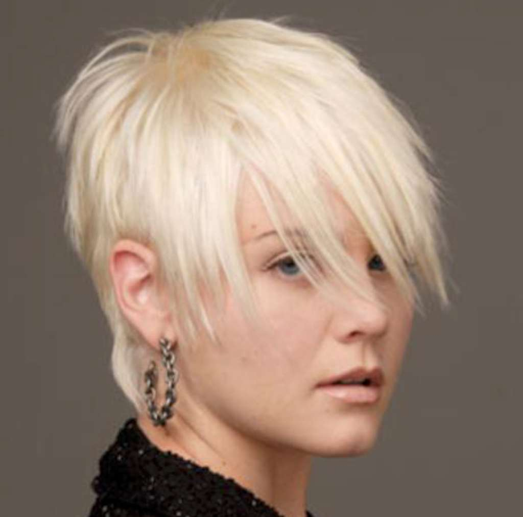 Short Haircuts For Fine Hair - 7