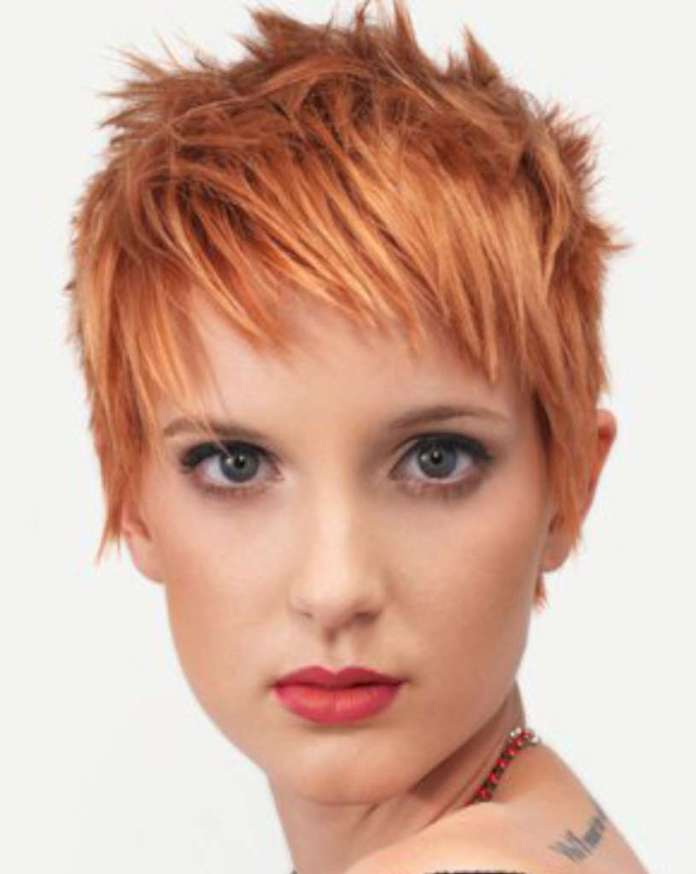Short Hairstyles For Fine Hair - 6