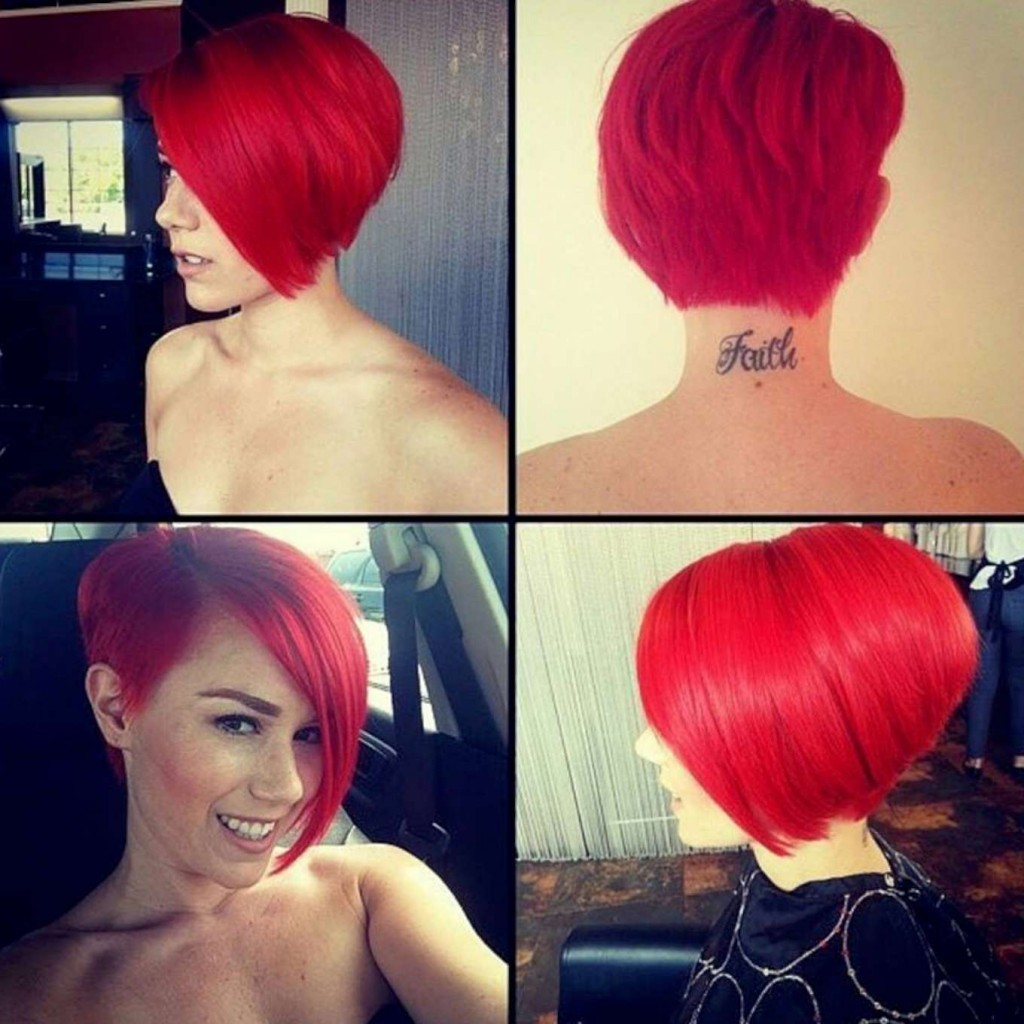 Short Hairstyles For Women - 3