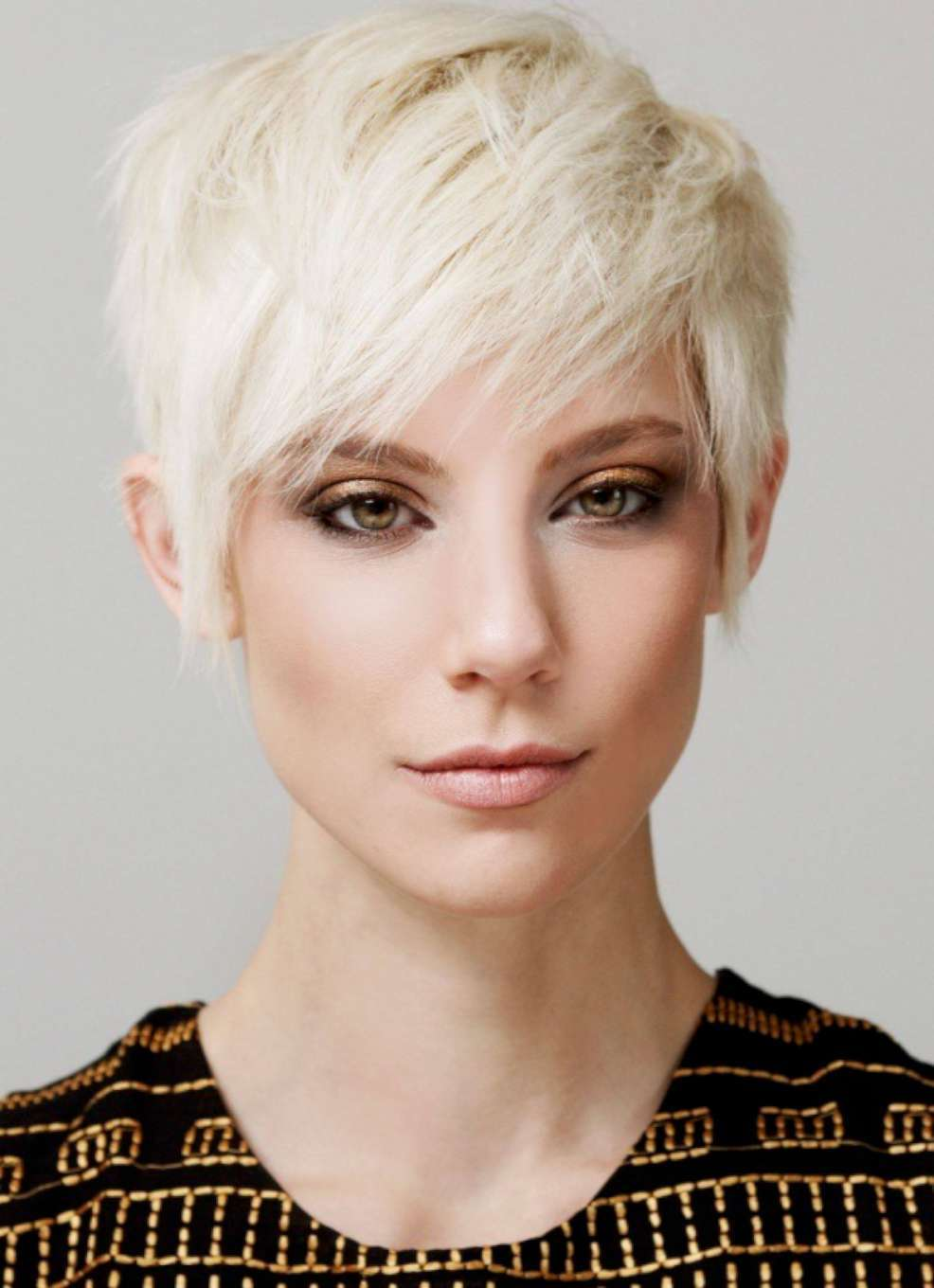 Short Hairstyles For Women - 6