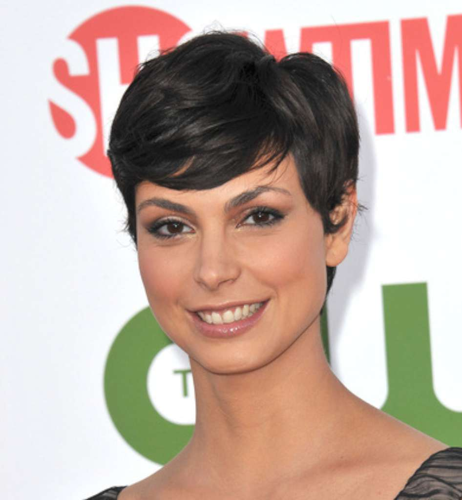 Short Hairstyles For Round Faces - 8
