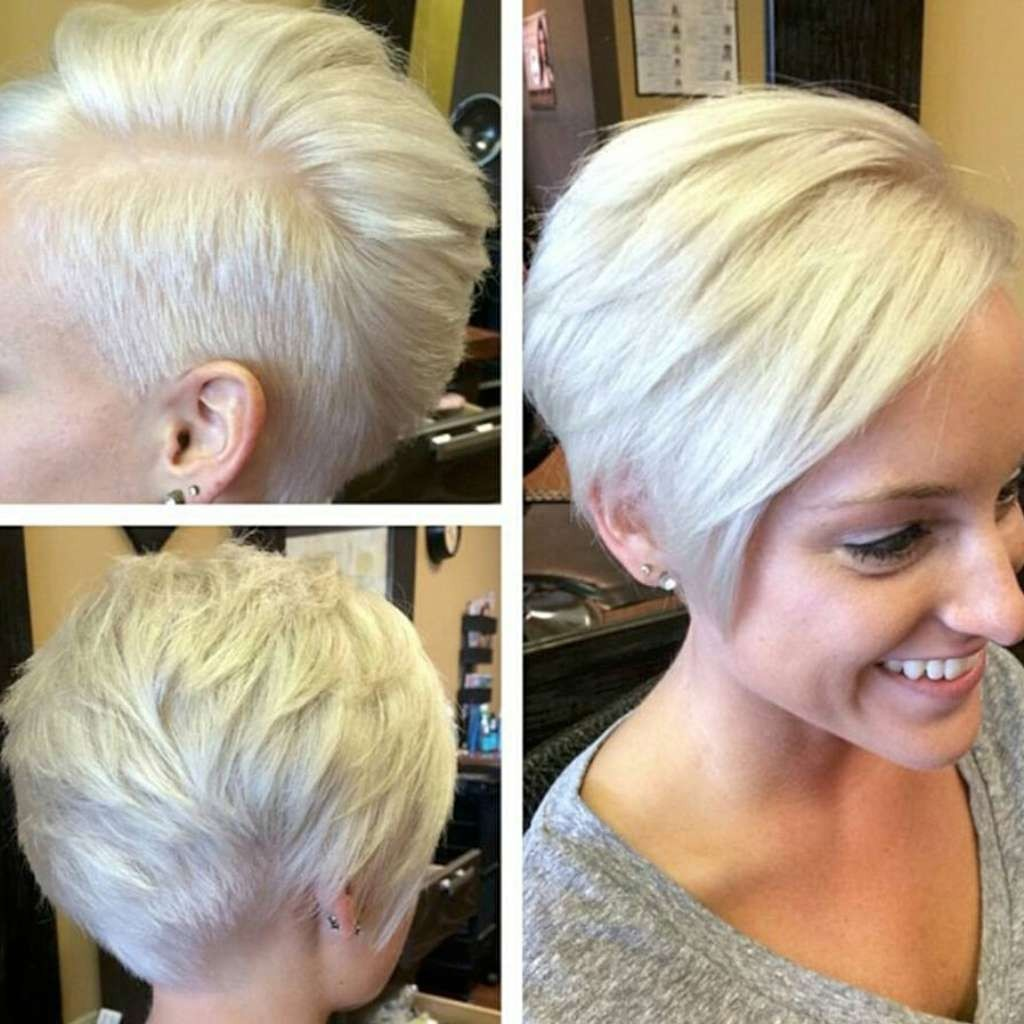 Short Hairstyles For Thin Hair - 1