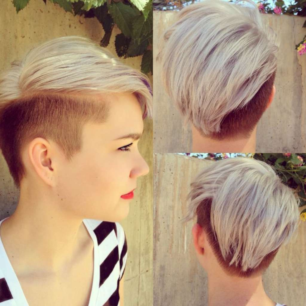 Short Hairstyles For Thin Hair - 2