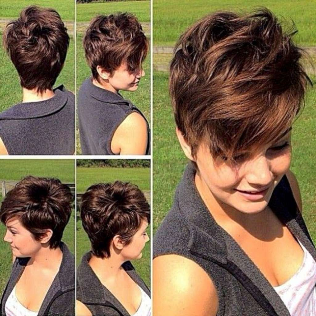 Short Hairstyles For Thin Hair - 3