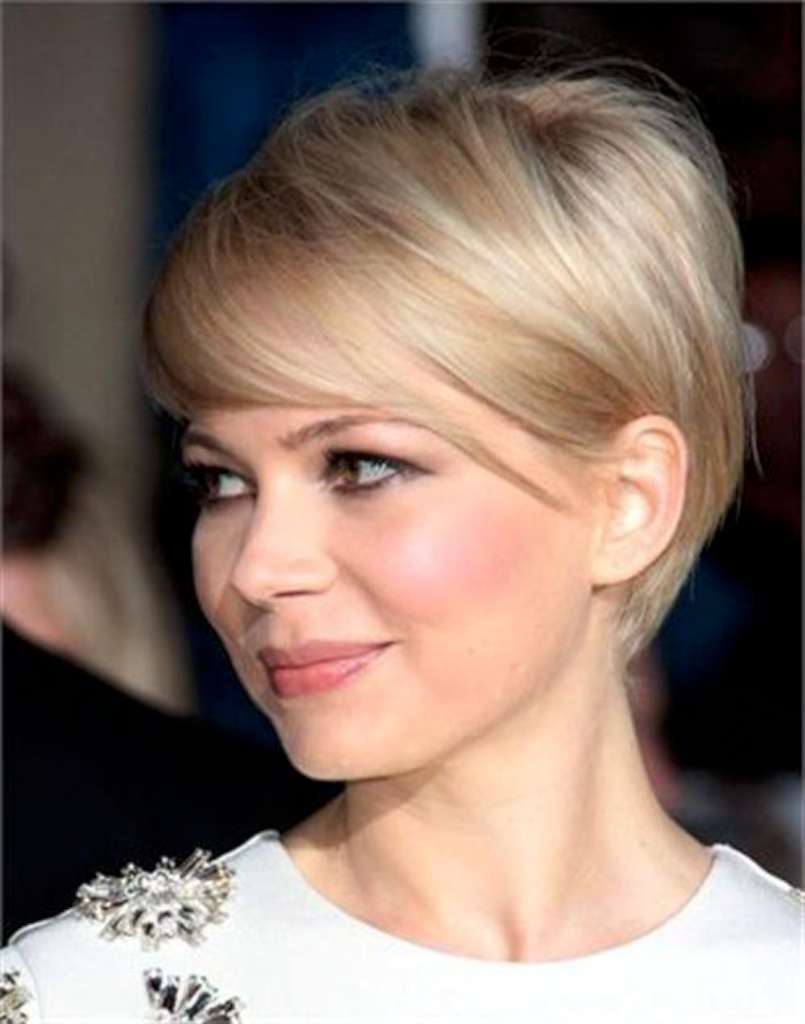 Short Hairstyles For Thin Hair - 5