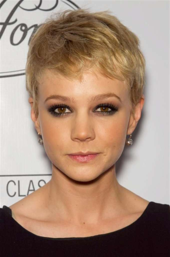 Short Hairstyles For Thin Hair - 7