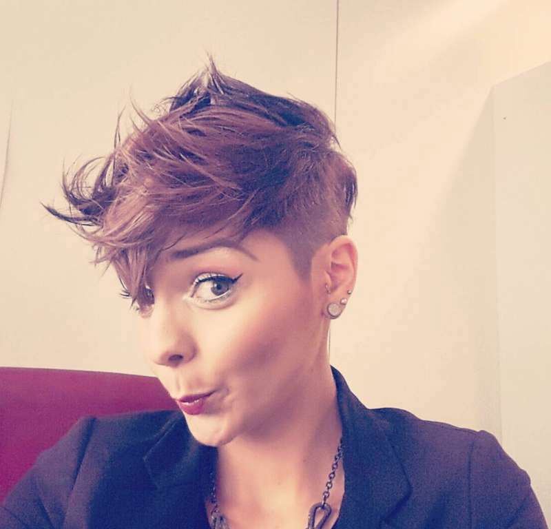 Short Brown Hairstyles 2016 - 1