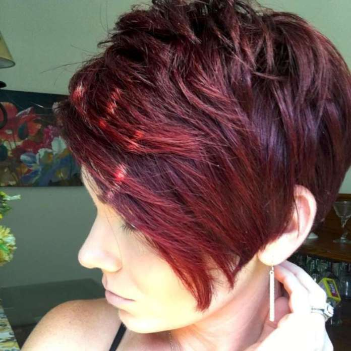 Short Hairstyles Red Hair 2016 - 1