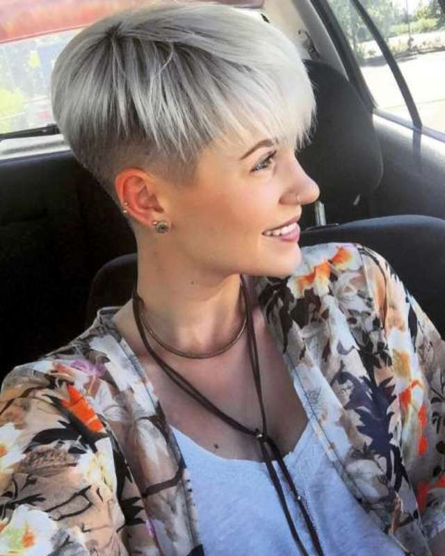 Short Haircut Colours 2016 - 1