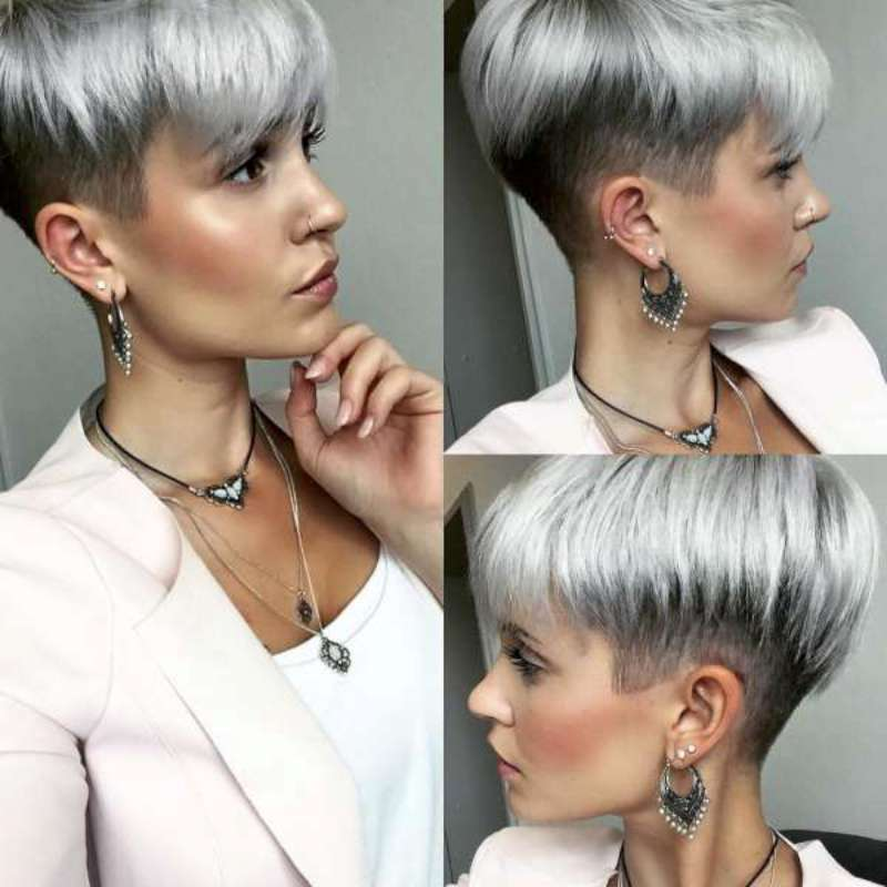 Short Haircut Colours 2016 - 3