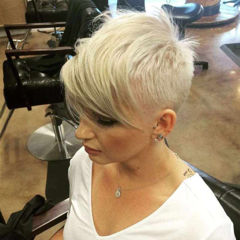 Short Hairstyle For Thin Hair 2016 - 1