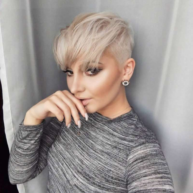 Short Hairstyle For Thin Hair 2016 - 4