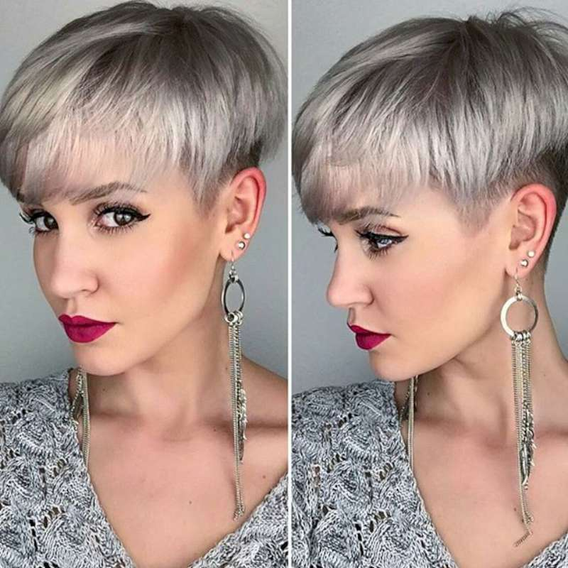 Short Hairstyle For Women 2016 - 2