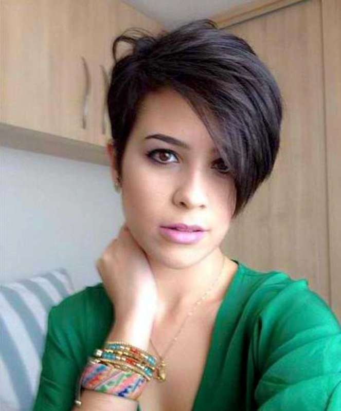 Short Hairstyle For Women 2016 - 6