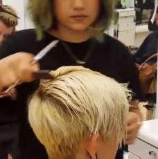 Short Haircuts Videos Females - 1