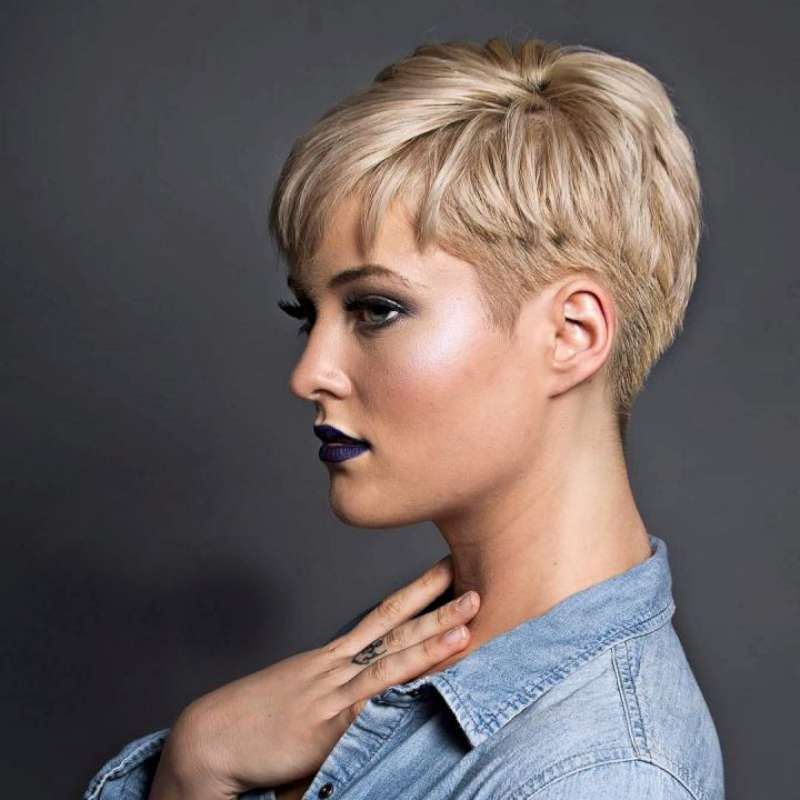 Short Hairstyle 2016 - 2