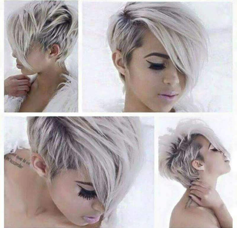 Short Hairstyles Cuts - 1