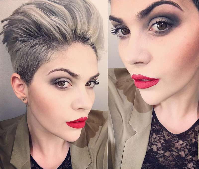 2017 Short Hairstyles For Fine Hair - 2