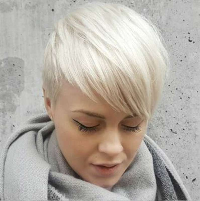 Short Hairstyle 2017 - 1