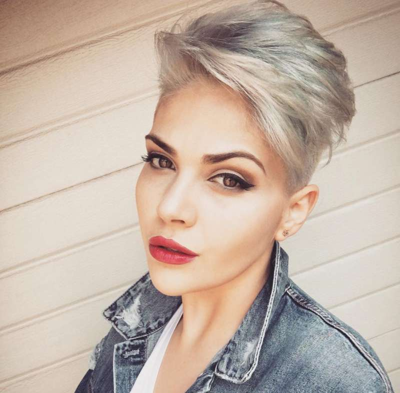 Short Hairstyles 2017 Trends - 6