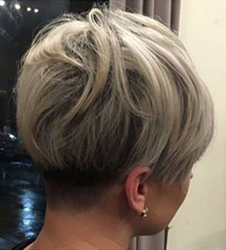 Short Hairstyles Women 2017 - 2