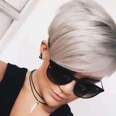 Short Hairstyles Dark Hair 2017 - 4