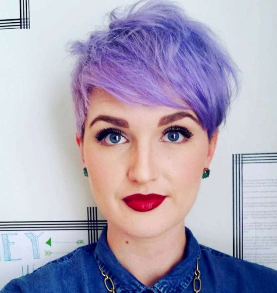 Short Hairstyles Cute - 8