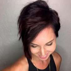 2017 Short Hairstyles Black - 1