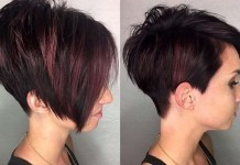 2017 Short Hairstyles Black
