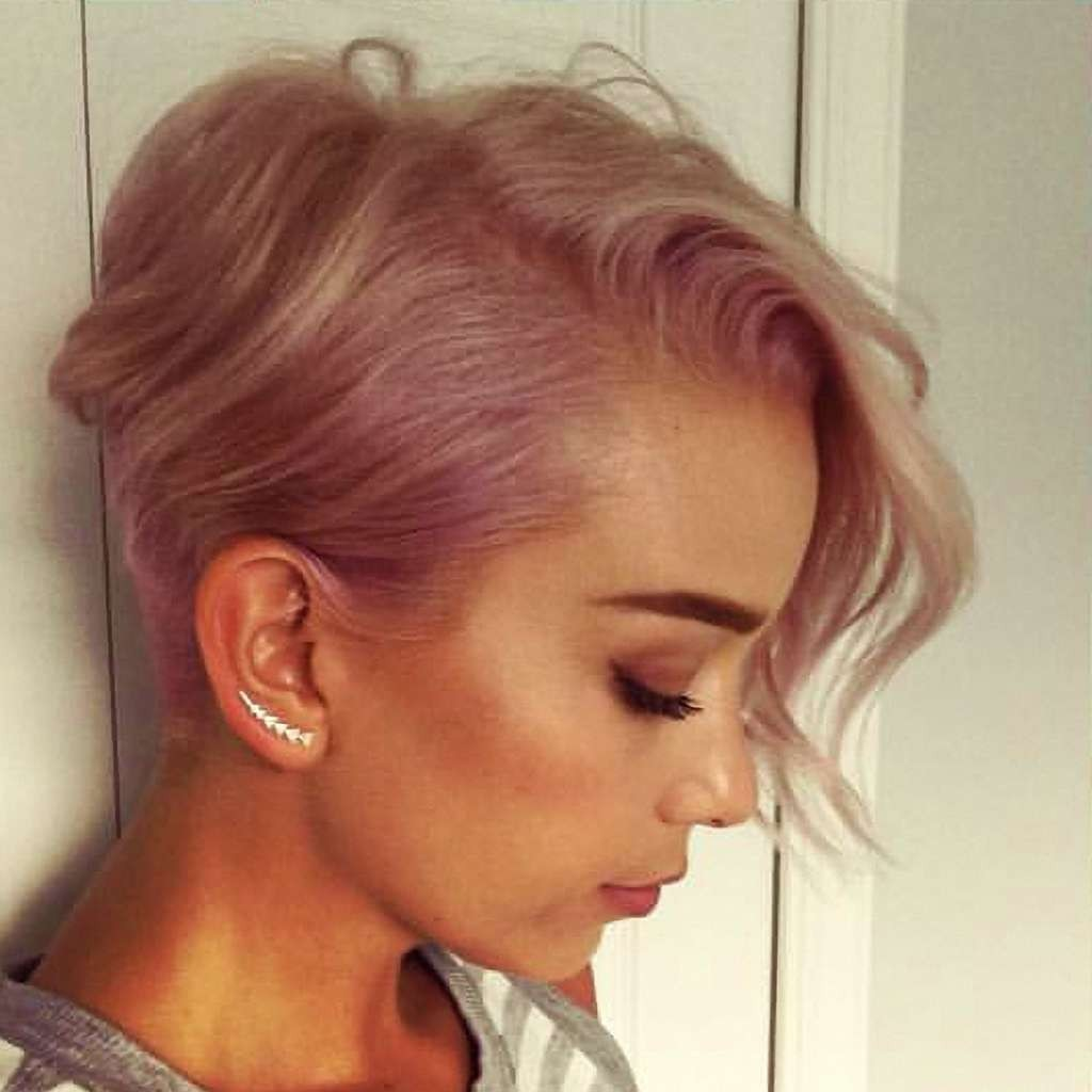 Rose Hairstyles For Short Hair - 3