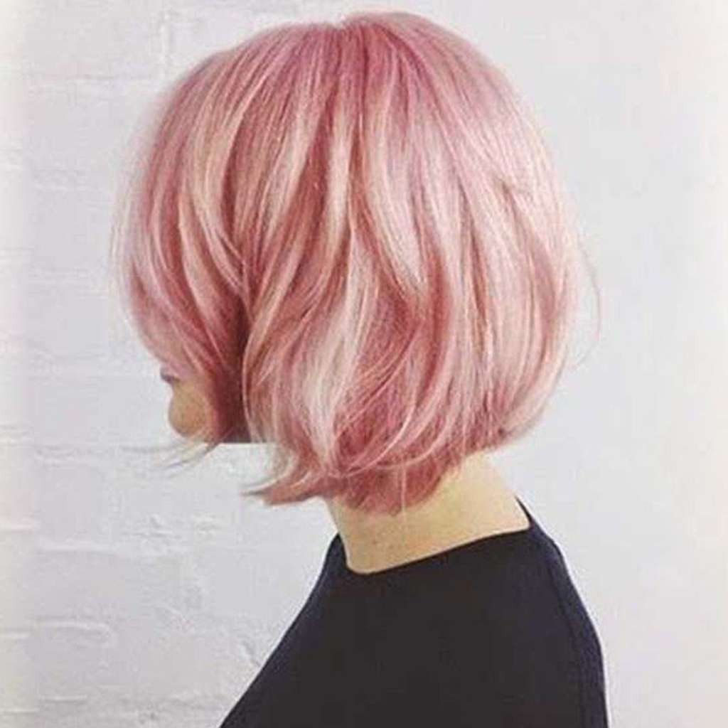 Rose Hairstyles For Short Hair - 6