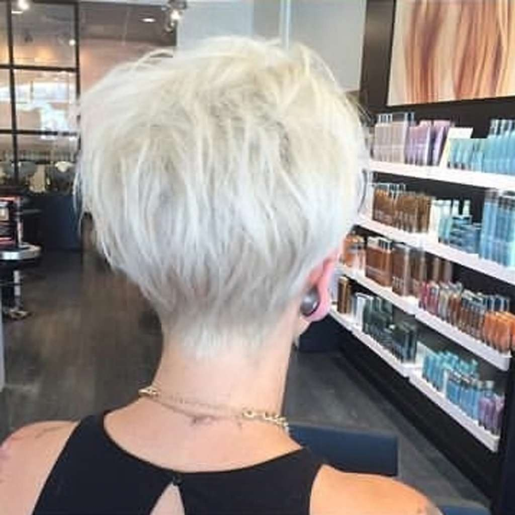 Short Haircut 2017 - 2